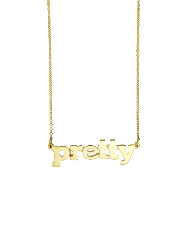 """pretty"" Necklace"