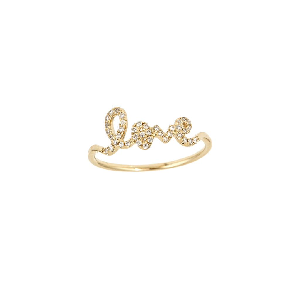 Love Ring by Sydney Evan