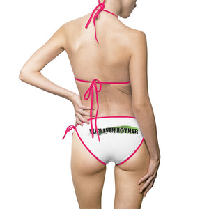 Why even bother - Women's Bikini Swimsuit by Dray-A