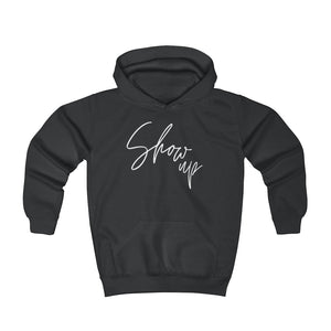 Show up - Youth Hoodie by Dray-A