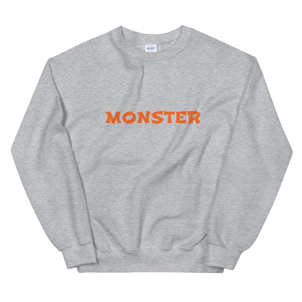 MONSTER - Unisex Sweatshirt by Dray-A