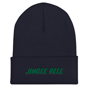 JINGLE BELL - Cuffed Beanie by Dray-A