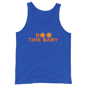 BOO THIS BABY - Unisex Tank Top by Dray-A