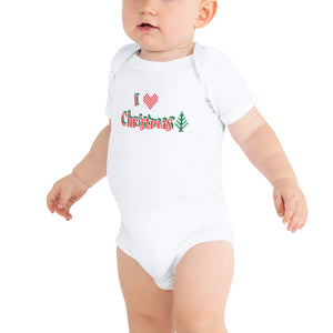 I LOVE CHRISTMAS - T-Shirt by Dray-A