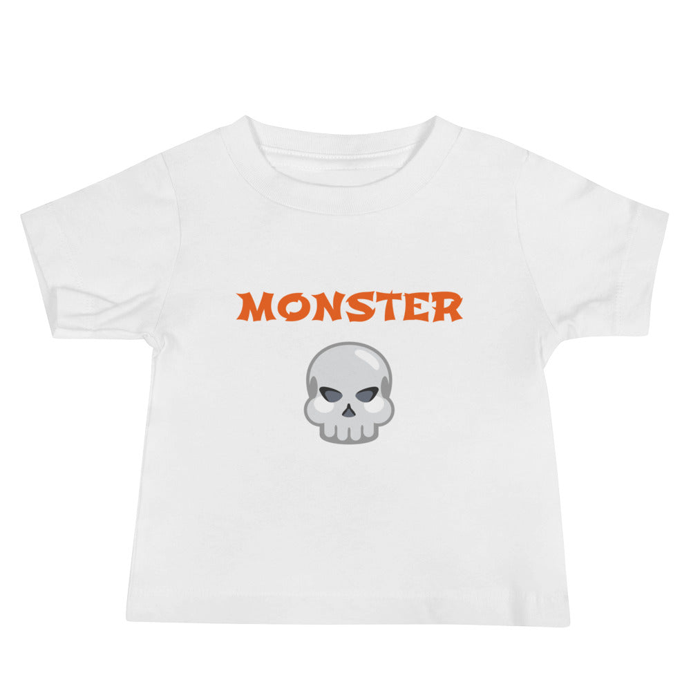MONSTER - Baby Jersey Short Sleeve Tee by Dray-A
