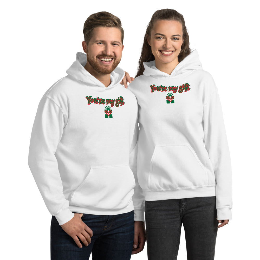 YOU'RE MY GIFT - Unisex Hoodie by Dray-A