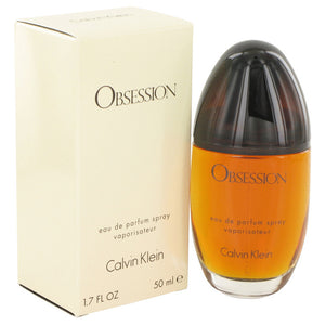 OBSESSION by Calvin Klein Eau De Parfum Spray 1.7 oz for Women