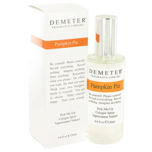 Demeter Pumpkin Pie by Demeter Cologne Spray 4 oz for Women