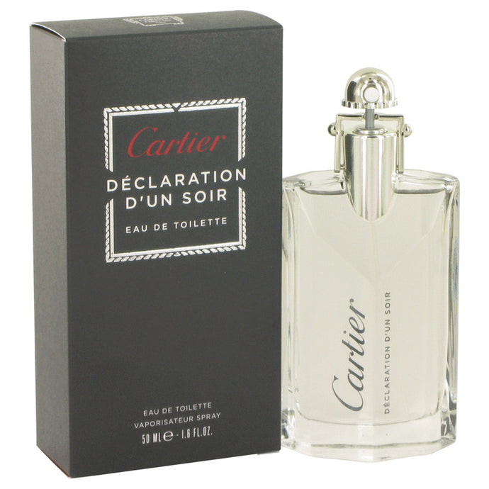 Declaration D'un Soir by Cartier Eau De Toilette Spray 1.7 oz for Men