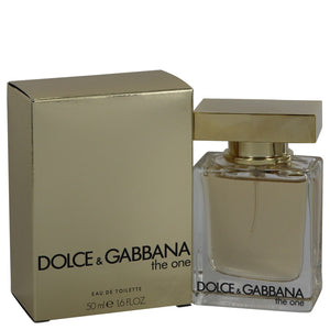 The One by Dolce & Gabbana Eau De Toilette Spray (New Packaging) 1.6 oz for Women