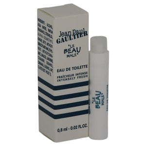 Jean Paul Gaultier Le Beau by Jean Paul Gaultier Vial (sample Fraicheur Intense) .02 oz for Men