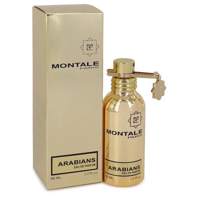 Montale Arabians by Montale Eau De Parfum Spray (Unisex) 1.7 oz for Women
