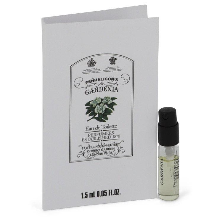 Gardenia Penhaligon's by Penhaligon's Vial (sample) .05 oz for Women