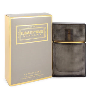Nirvana French Grey by Elizabeth and James Eau De Parfum Spray (Unisex) 1.7 oz for Women