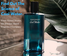 Load image into Gallery viewer, COOL WATER by Davidoff Eau De Toilette Spray 1.35 oz for Men