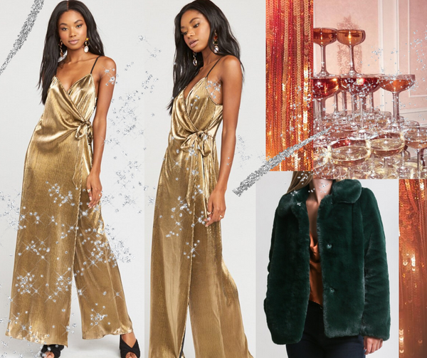What to Wear: Holiday Festivities