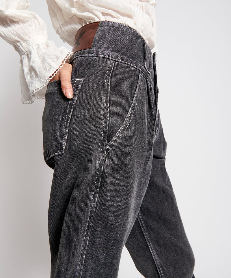Double Bass Hustlers Tapered Jean