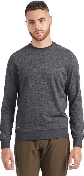 Ponto Performance Pullover Charcoal
