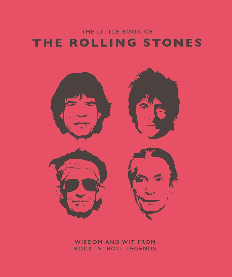 The Little book of: The Rolling stones