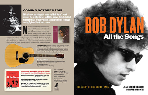 Bob Dylan: The Story Behind Every Track