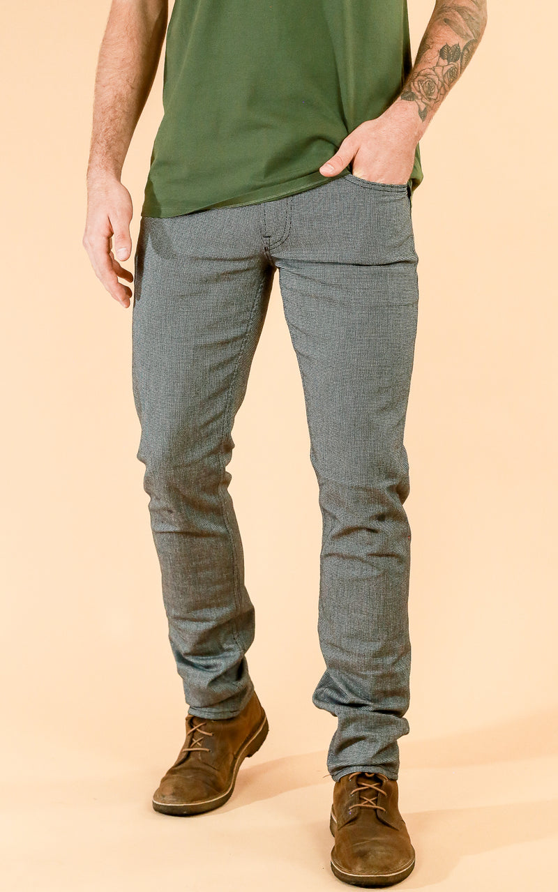 Black Willow Blake Slim Straight