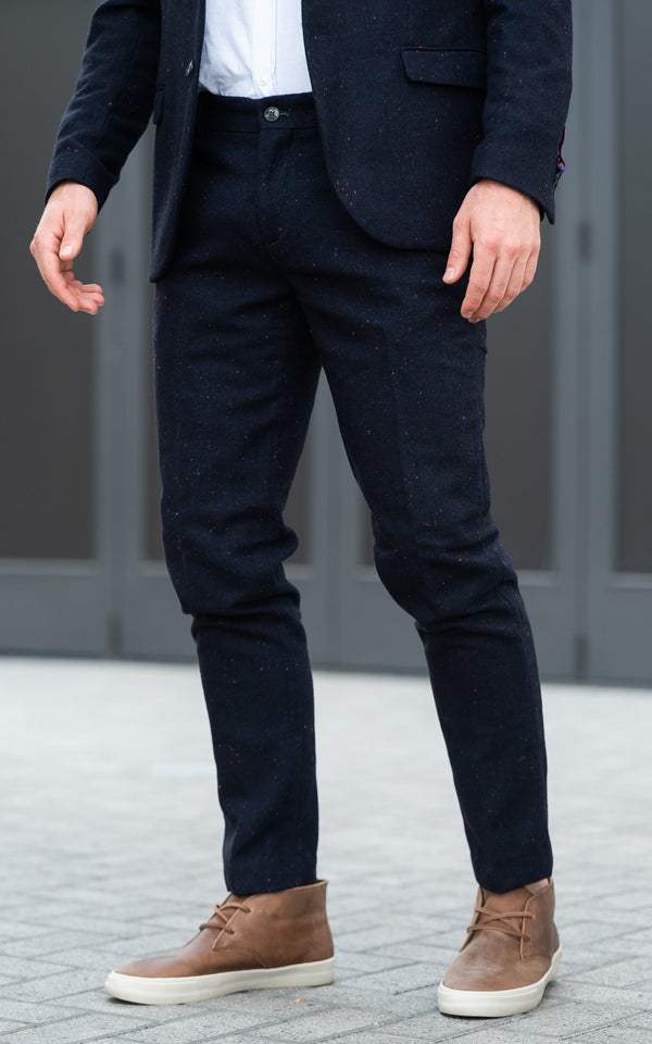 Classic Winter Chino in Wool