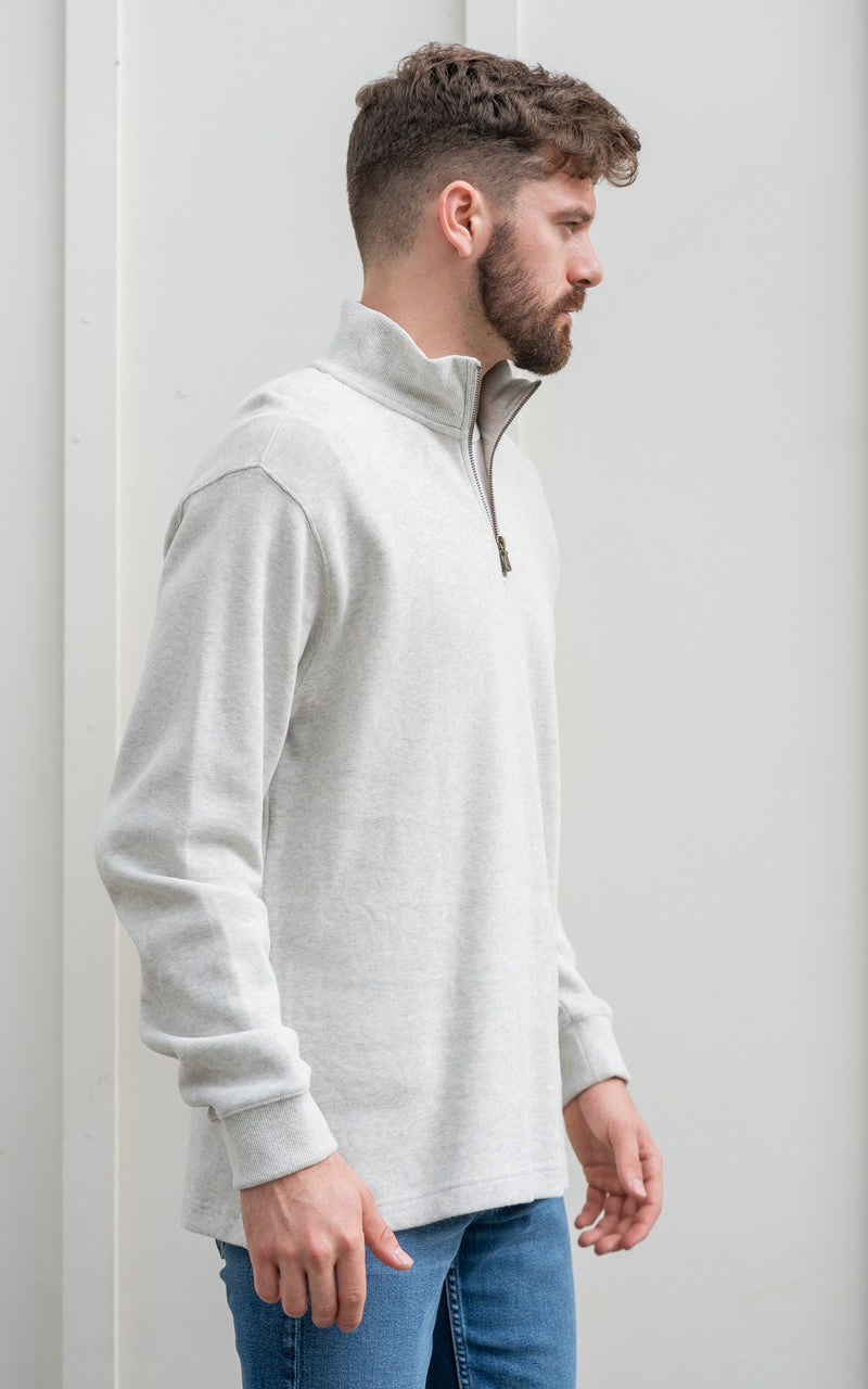 Rodd and Gunn Sweatshirt in Grey