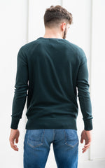 Scotch & Soda Sweater in green