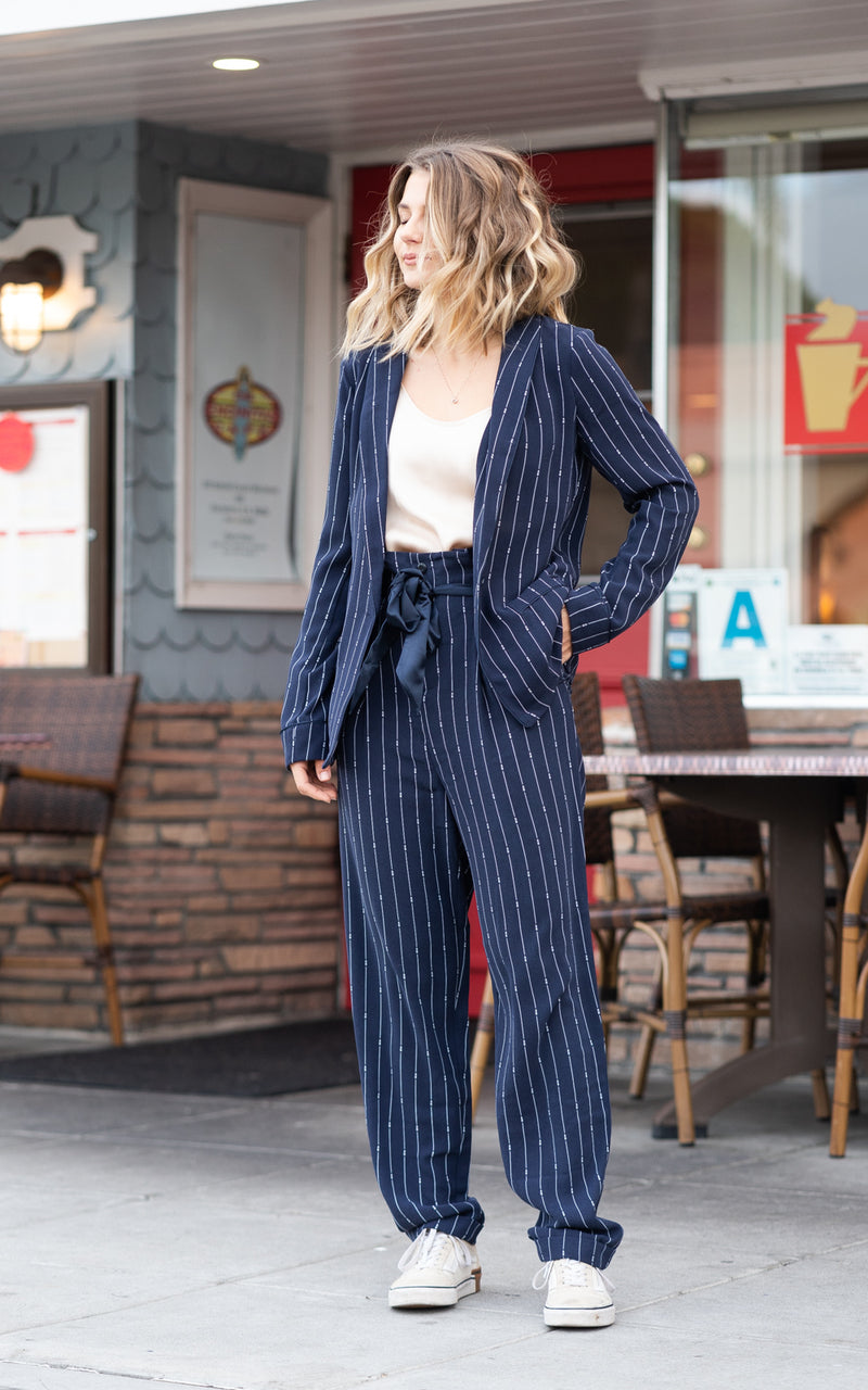 Pin Stripe Pants
