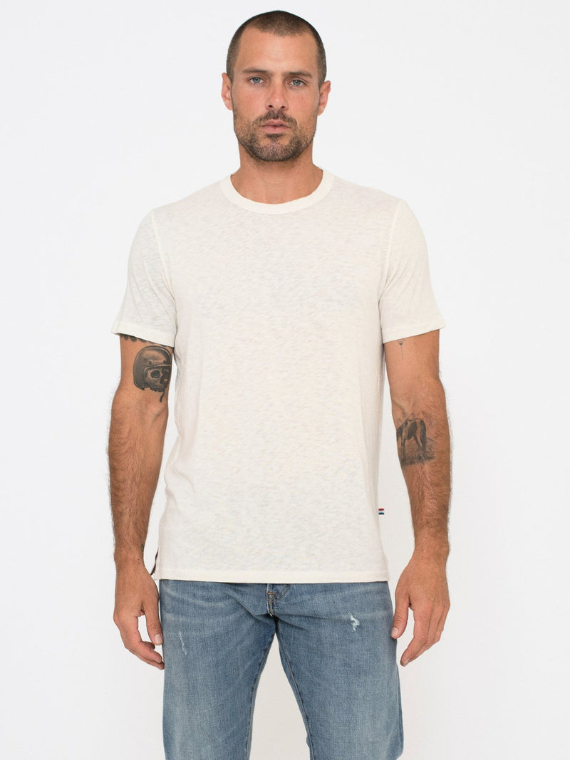 Eco Slub Short Sleeve Tee