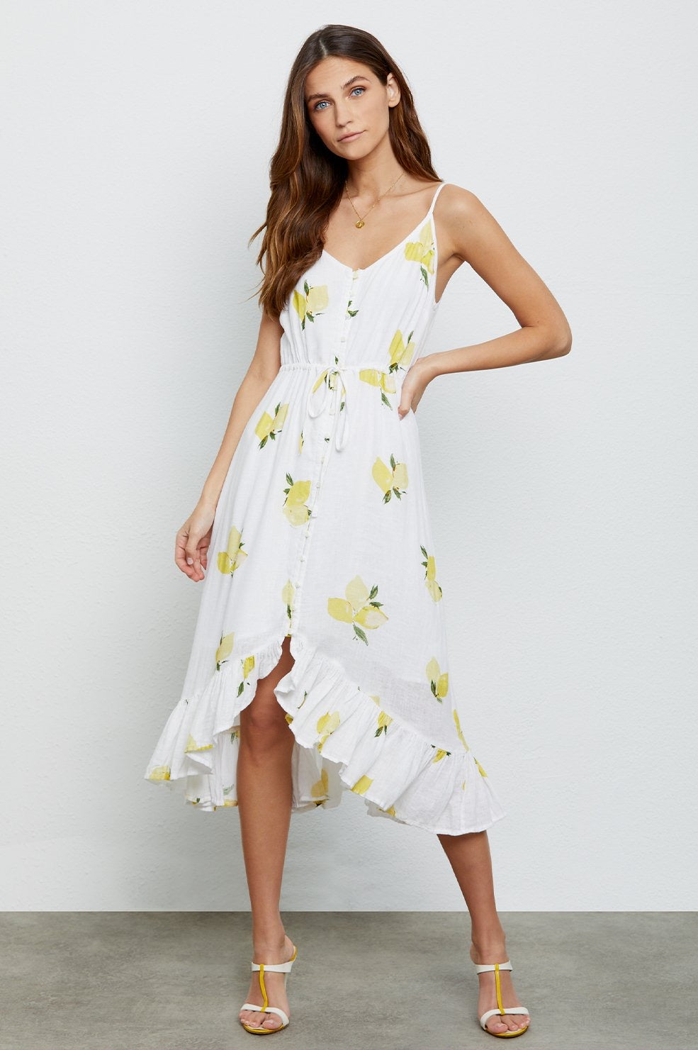 Frida Citronnade Dress
