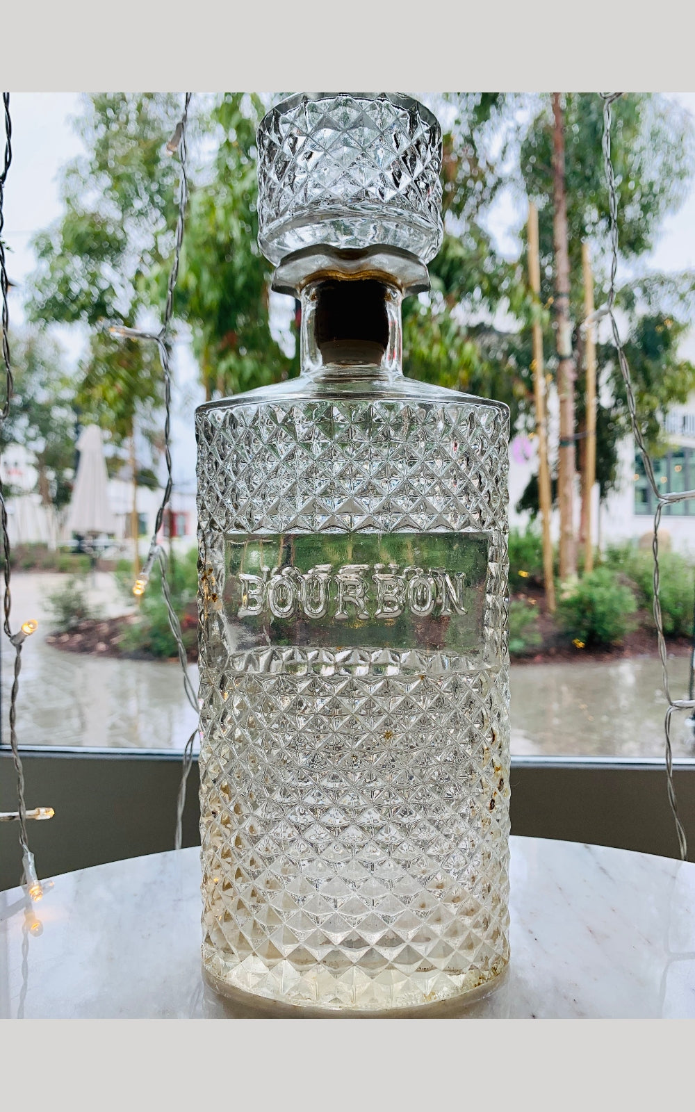 Bourbon Decanter