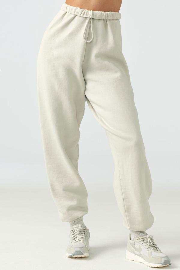 Sahara French Terry Oversized Jogger