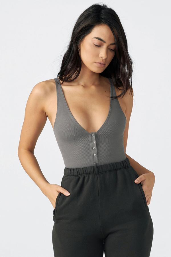 Snap Crop Tank Concrete