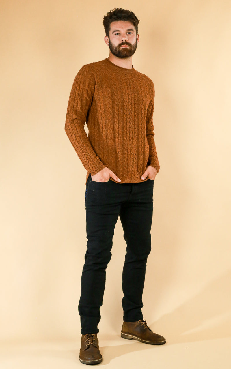 Scotch & Soda Sweater in pumpkin