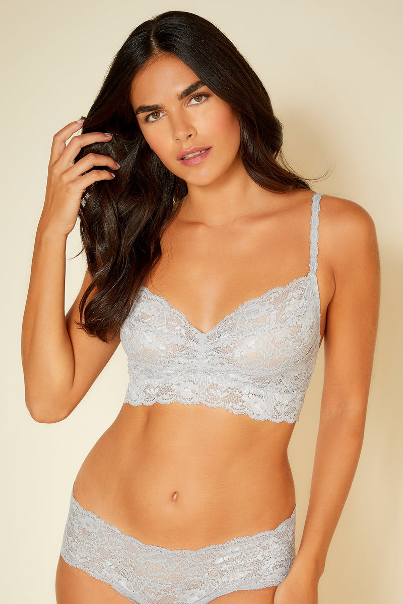 Dove Grey NSN Soft Bra