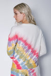 Tie Dye Softest Fleece Pullover