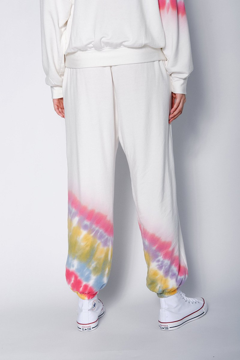 Tie Dye Softest Fleece Sweatpants