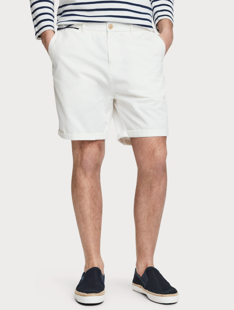 Scotch & Soda Shorts in white