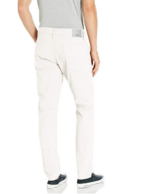 Hudson pants in dirty white
