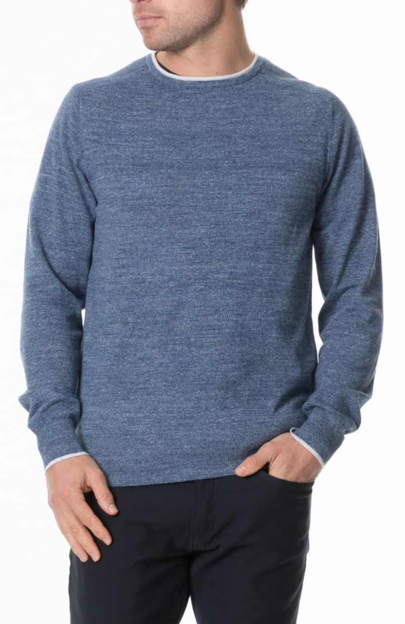 Rodd and Gunn Sweater in blue