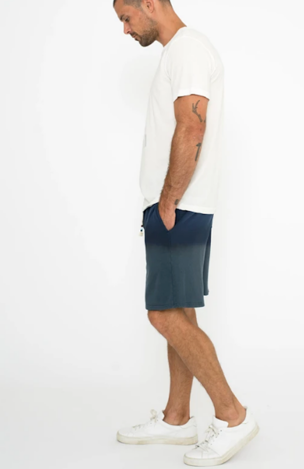 Sol Angeles Shorts in blue and green