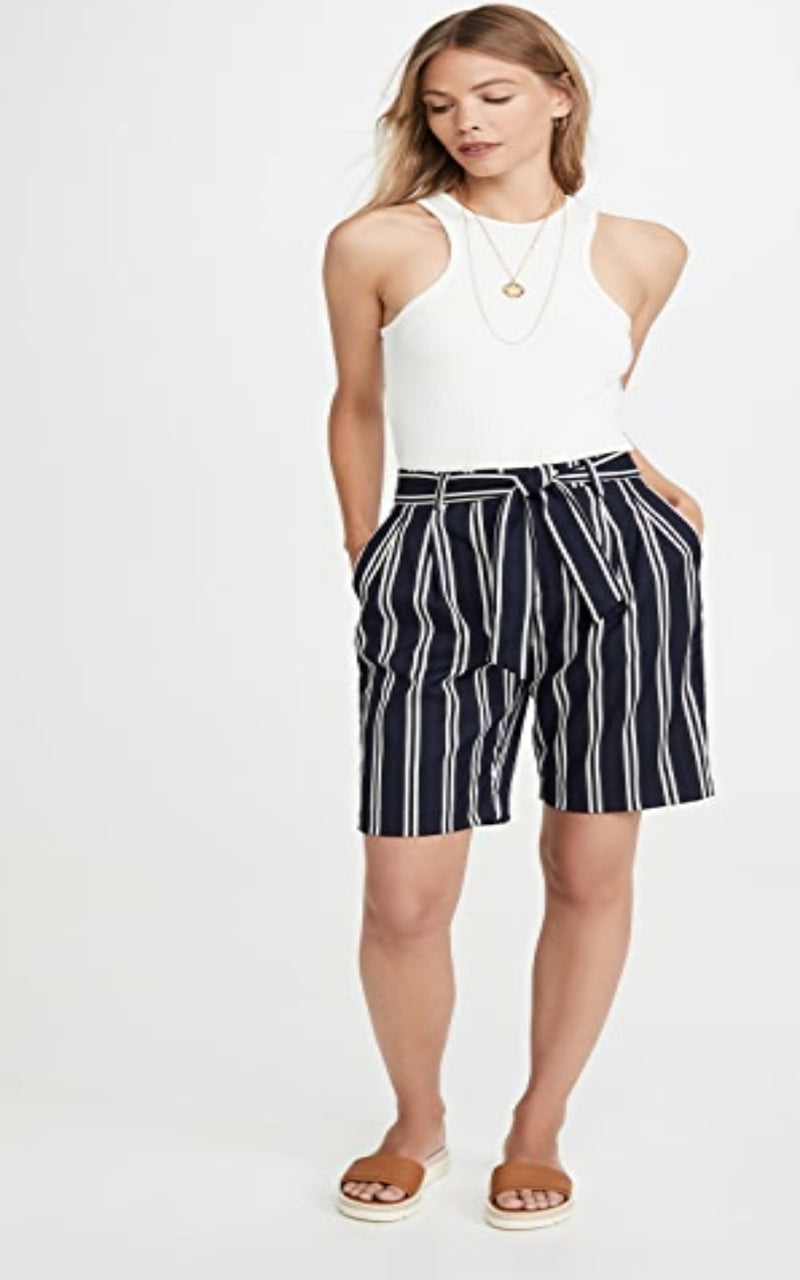 Classic Tailored Shorts
