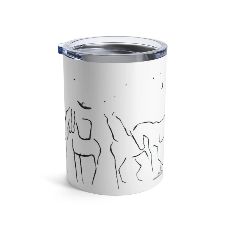 Simplicity Stainless Steel Mugs