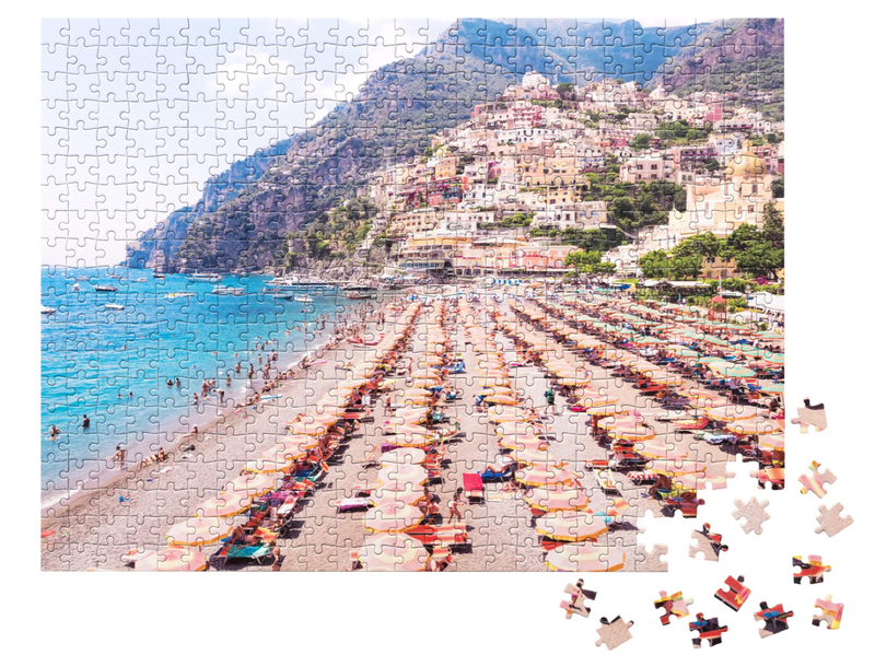 Italy Two Sided Puzzle