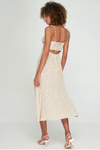 Lucy Maxi Dress Camel