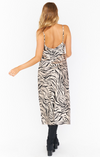 Zebra Zio Dress