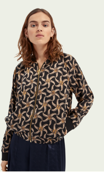 Printed Reversible Bomber