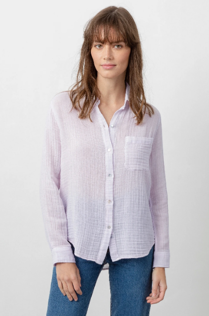 Ellis Lavender Top