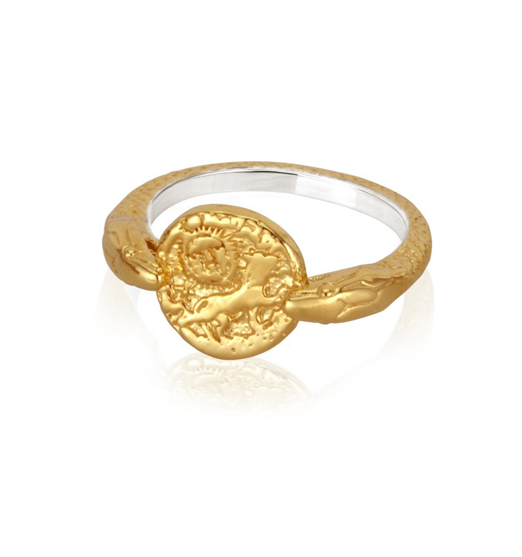 Aria Ring Gold